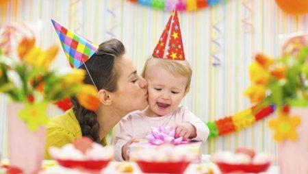 Поздравления с днем рождения ребенку 2 года сыну